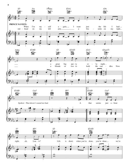 Down in New Orleans Sheet Music by Anika Noni Rose for