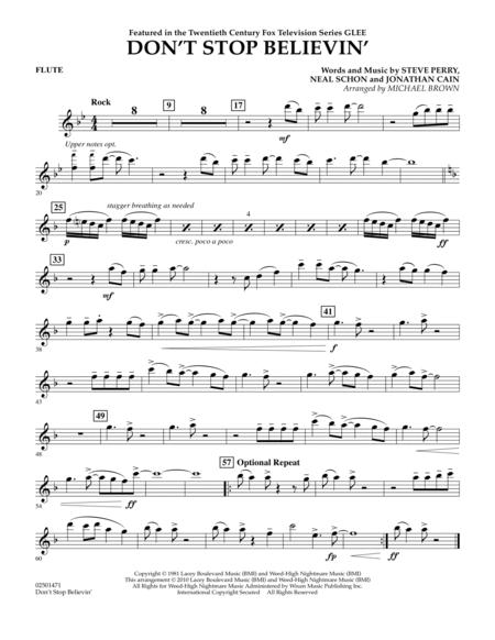 don t stop believin piano sheet music - Bogas.gardenstaging.co