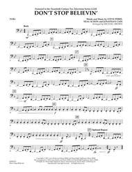 Don't Stop Believin' - Tuba