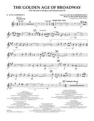 The Golden Age Of Broadway - Eb Alto Saxophone 1