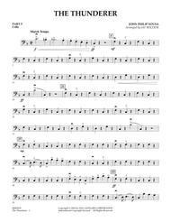 The Thunderer - Pt.5 - Cello
