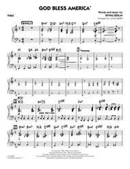 God Bless America - Piano