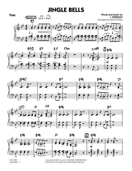 Jingle Bells - Piano