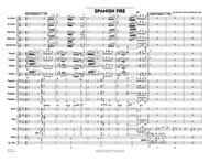 Spanish Fire - Conductor Score (Full Score)