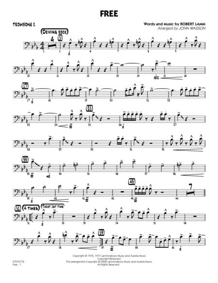 Free - Trombone 2