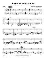 The Chacha What Gotcha - Piano
