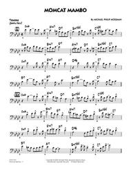 Momcat Mambo - Solo Sheet - Trombone