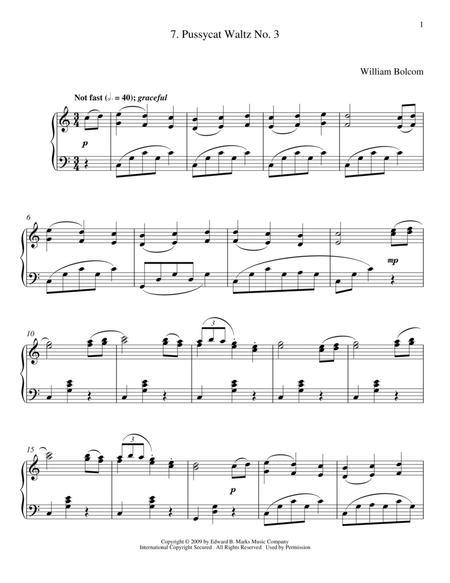 Pussycat Waltz No. 3