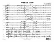 Twist And Shout - Full Score