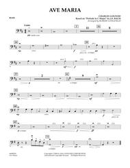 Ave Maria - String Bass