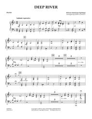 Deep River - Piano