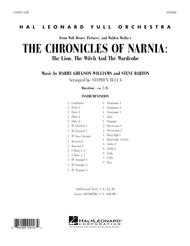 Music from The Chronicles Of Narnia: The Lion, The Witch And The Wardrobe - Full Score