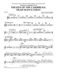 Soundtrack Highlights from Pirates Of The Caribbean: Dead Man's Chest - Flute 1