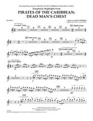 Soundtrack Highlights from Pirates Of The Caribbean: Dead Man's Chest - Flute 2