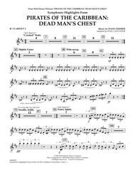 Soundtrack Highlights from Pirates Of The Caribbean: Dead Man's Chest - Bb Clarinet 2