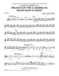 Pirates of the Caribbean - Dead Man's Chest - (Piano Solo Songbook)