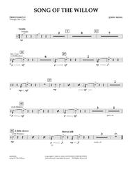 Song Of The Willow - Percussion 2
