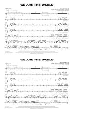 We Are The World - Triple Toms