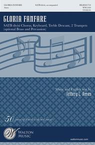 Gloria Fanfare - SATB divisi (Vocal Score)