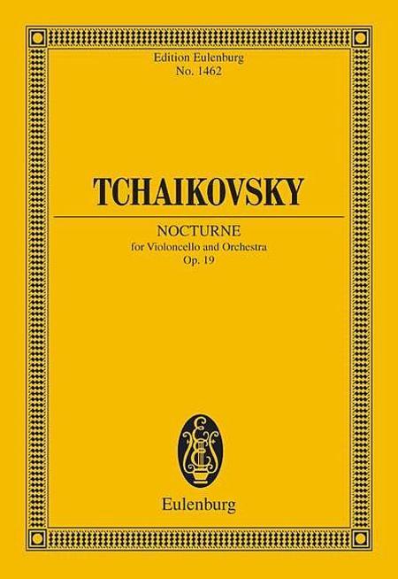 Nocturne Op. 19