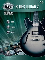 Alfred's PLAY Blues Guitar 2