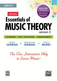 Alfred's Essentials of Music Theory Software, Version 3.0