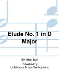 Etude No. 1 in D Major