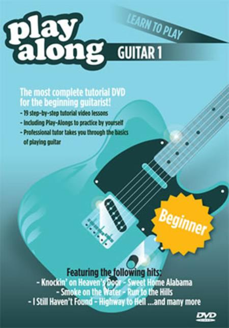 Playalong DVD - Learn to Play Guitar 1