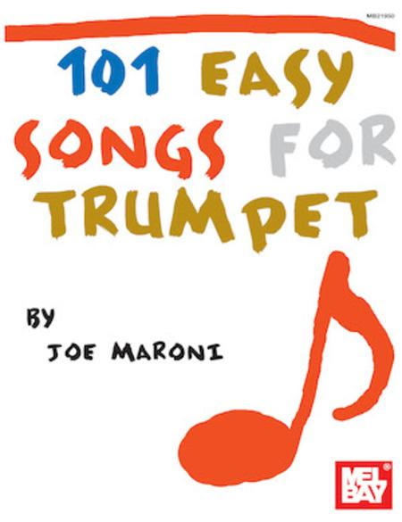 101 Easy Songs for Trumpet