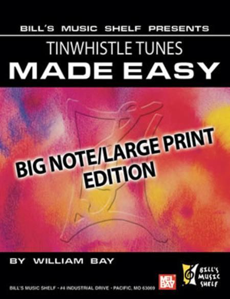 Tinwhistle Tunes Made Easy
