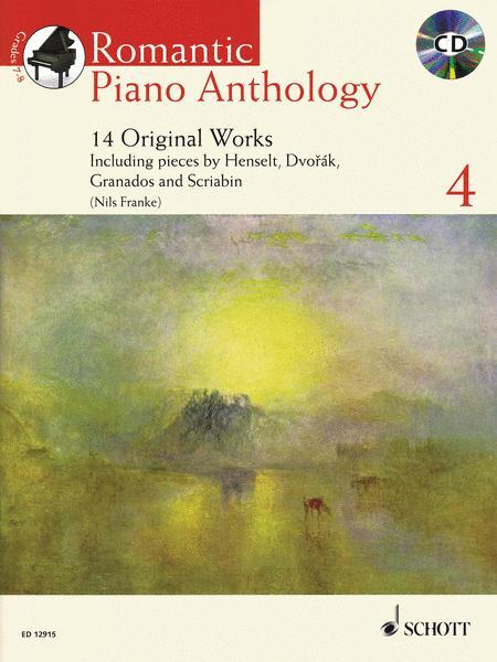 Romantic Piano Anthology - Volume 4