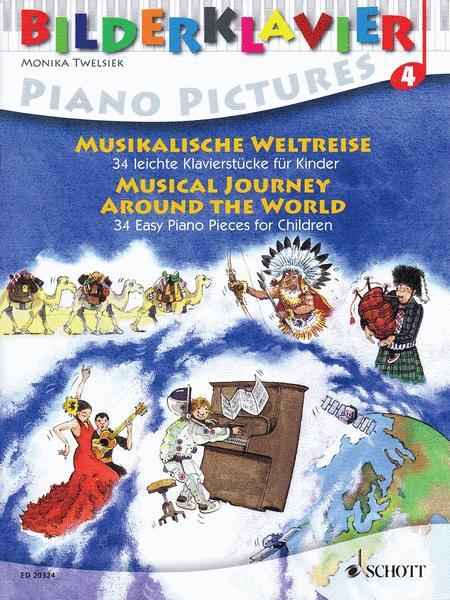 Musical Journey Around the World