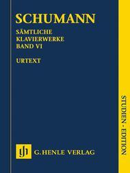 Complete Piano Works - Volume VI