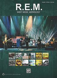 R.E.M. - Sheet Music Anthology