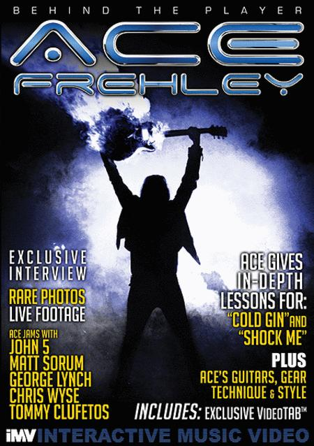 Behind the Player -- Ace Frehley