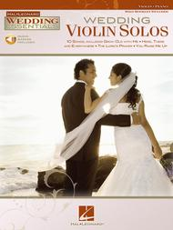 Wedding Violin Solos