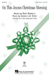 On This Joyous Christmas Morning - ShowTrax CD