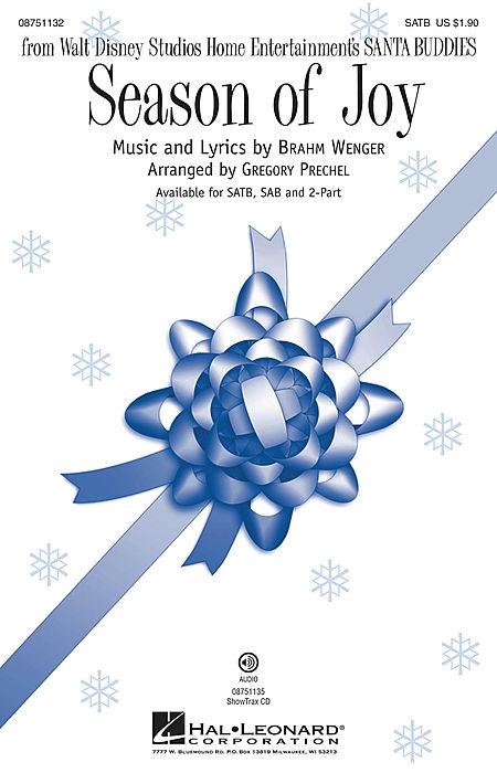 Season of Joy - ShowTrax CD