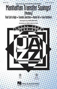 Manhattan Transfer Swings! - ShowTrax CD
