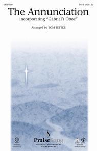 The Annunciation - ChoirTrax CD