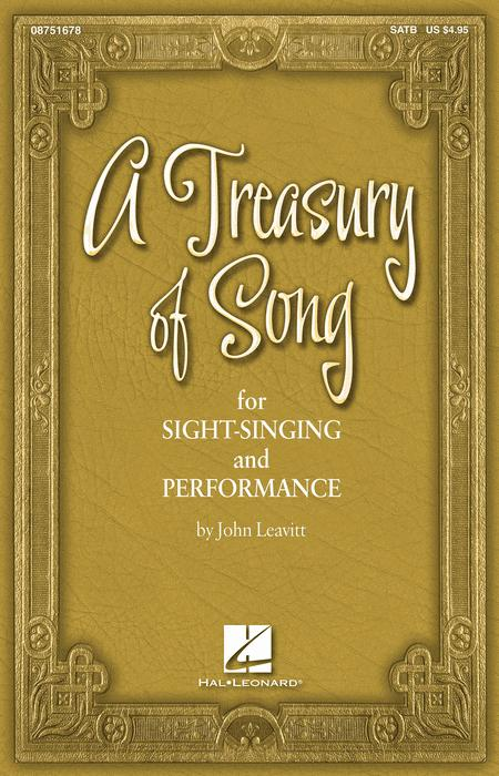 A Treasury of Song for Sight-Singing and Performance