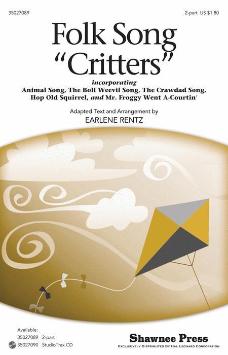 Folk Song Critters