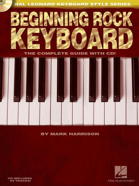 Beginning Rock Keyboard