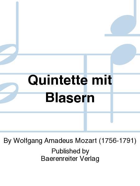 Quintette mit Blasern