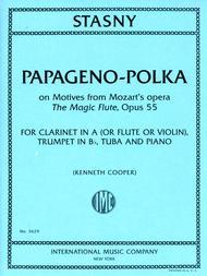 Papageno-Polka, on Motives from Mozart's