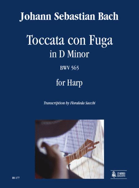Toccata con Fuga in D Minor BWV 565