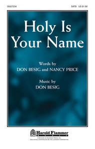 Holy Is Your Name