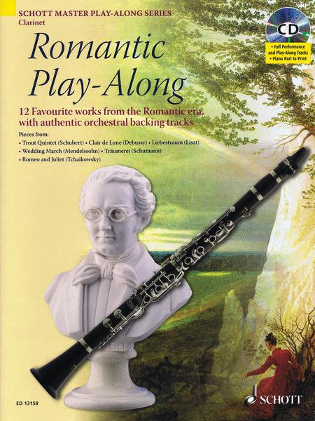 Romantic Play-Along for Clarinet