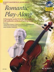 Romantic Play-along Violin