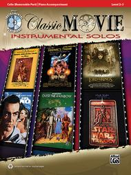 Classic Movie Instrumental Solos for Strings